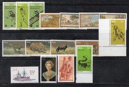 BIGX10 - SUD SOUTH AFRICA 1976 , L'annata Completa Integra  ***  (2380A) - South Africa (1961-...)