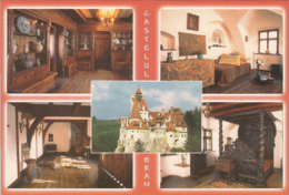 87634- BRAN CASTLE- PANORAMA, INTERIORS, ROOMS - Romania