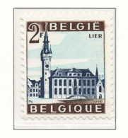 NB - [150463]SUP//**/Mnh-N° 1398, Papier Blanc, Tourisme, Lier, SNC - Belgique