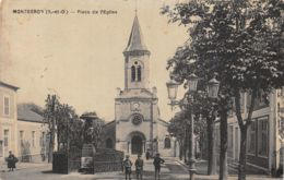 91-MONTGERON-N°379-B/0065 - Montgeron