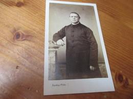 CDV Foto,edit Daveluy, Brugge - Ancianas (antes De 1900)