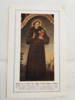 (U2) Saint Antoine Est Portugais : Tableau Se Trouvant Dans L'église De Saint Antoine à Lisbonne - Images Religieuses