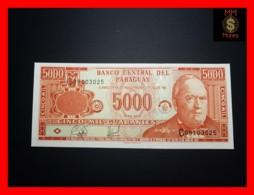 PARAGUAY 5.000  5000 Guaranies 2000 P. 220   UNC - Paraguay