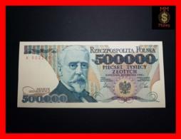 POLAND 500.000 500000 Zlotych 20.4.1990 P. 156  UNC - Pologne