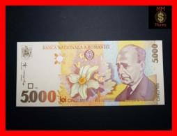 ROMANIA 5.000 5000 Lei  1998  P. 107   UNC - Roumanie