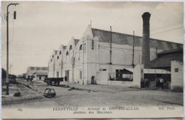 FERRYVILLE - Arsenal SIDI-ABDALLAH - Atelier Des Machines - Túnez