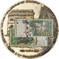 Monnaie, Liberia, 10 Dollars, 2002, TTB+, Argent - Liberia
