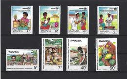 Rwanda: 1293/ 1300 ** - Ruanda