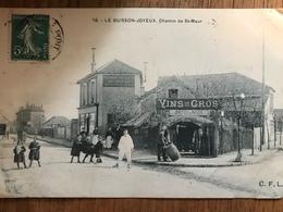 94 Maison Alfort Le Buisson Joyeux Chemin De Saint Maur - Maisons Alfort