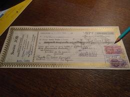 1950 - Ht GARONNE (TOULOUSE )  FACTURE ++ - Timbre FISCAL N° 267 COTE =  20,ooeur !! + N° 127  +  4 Photos - Fiscaux