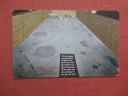 Prehistoric Tracks Found In Stone Quarry  State Prison Carson City Nevada      Ref 4041 - Etats-Unis