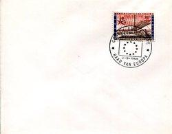 14158170 Belgium 19580902 Bx Expo58; Conseil Europe Bx; Pli - 1958 – Brussels (Belgium)