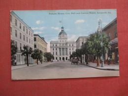 Pulaski  House City Hall & Custom House  Georgia > Savannah Ref 4041 - Savannah