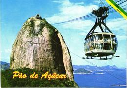 Brazil:Rio De Janeiro, Funicular - Funiculaires