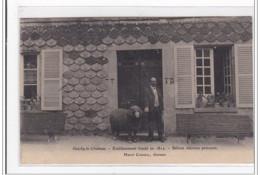 OULCHY-le-CHATEAU : Etablissement Fonde En 1812, Beliers Merinos Precoces - Tres Bon Etat - Autres Communes