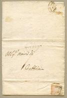 116 / VITERBO  36 X 12 Circulaire Des Eaux Et Forêts En 1810 - 1792-1815: Conquered Departments
