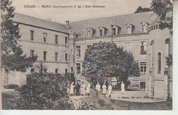 FALAISE - Hôpital Complémentaire N° 44 - Cour Intérieure  PRIX FIXE - Falaise