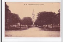 LE POINCONNET : L'eglise - Tres Bon Etat - Autres Communes