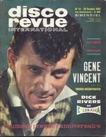Disco Revue Gene Vincent - Music