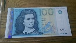 100 Krooni 1999 100% Unc - Estonie