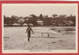 CPA: Liberia - Krootown Beach , Monrovia - Liberia