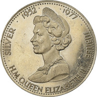 United Kingdom , Médaille, Queen Elizabeth II, Silver Jubilee, 1977, SUP - United Kingdom
