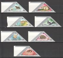XX364 IMPERFORATE 1983 MONGOLIA FAUNA WILD ANIMALS RODENTS 1SET MNH - Knaagdieren