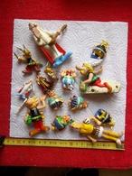 Figurines Astérix -Obélix ..prix Pour Le Lot ! - People