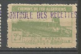 ALGERIE COLIS POSTAUX N° 119 NEUF** Luxe SANS CHARNIERE  / MNH - Paquetes Postales