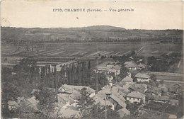 73 - CHAMOUX Vue Générale - Chamoux Sur Gelon