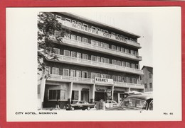 Liberia - Monrovia - City Hotel - Salle De Cinéma - Liberia