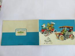 Les Tacots De 1875 à 1919, Beurre Fromages VIRlux - Kaufmanns- Und Zigarettenbilder