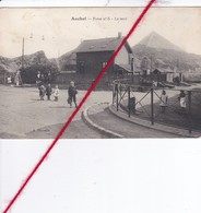 CP 62 - AUCHEL -  Fosse N°5 - Le Terril - France