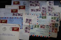 Lot De 20 Lettres VIET NAM - Viêt-Nam