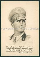 Militari  Franchigia Cartolina Per Le Forze Armate Umberto Di Savoia FG M281 - Italia