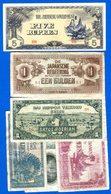 Japon  6  Billets - Japón