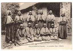 OUGANDA - UGANDA - VILLA-MARIYA - Les Premières Soeurs Indigènes - Uganda