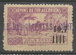 ALGERIE COLIS POSTAUX N° 140 NEUF** Luxe SANS CHARNIERE  / MNH - Paquetes Postales