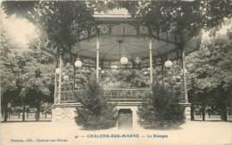 CHALONS SUR MARNE LE KIOSQUE - Châlons-sur-Marne