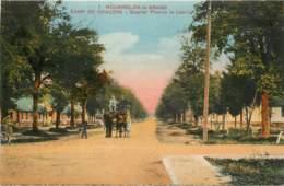 CAMP DE CHALONS MOURMELON LE GRAND QUARTIER FLEURUS ET LOANO - Camp De Châlons - Mourmelon