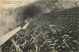 LA REVOLUTION EN CHAMPAGNE 11 AVRIL 1911 RAYMOND DE CASTELLANE DIZY EPERNAY UN CAVEAU - Frankrijk