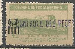 ALGERIE COLIS POSTAUX N° 135  NEUF**  SANS CHARNIERE  / MNH - Paquetes Postales