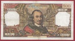 """100 Francs """"Corneille"""" Du 04/02/1965.B----TTB+---ALPH.E.66 - 1962-1997 ''Francs''"""