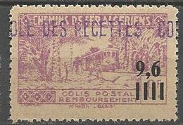 ALGERIE COLIS POSTAUX N° 139  NEUF** Luxe SANS CHARNIERE  / MNH - Pacchi Postali