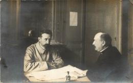 SERQUIGNY CARTE PHOTO 1915 VOIR LES DEUX SCANS - Serquigny