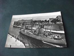 NAVE SHIP NAVIRE BOAT BATEAU GUERRA TARANTO UNITA' DELLA FLOTTA - Guerre