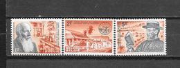België 1964 Y&T Nr° 1278/80 (**) - Unused Stamps