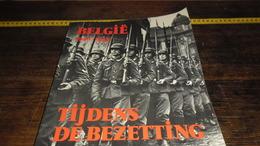 BELGIE TIJDENS BEZETTING 1940_ 1944  .... ...._____ BOX : D - 1939-45