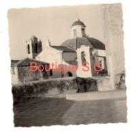 Photo Lieux Calvi Citadelle 1959 Batiment Monument 5,5x5,5 Cm - Lieux