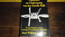 OPKOMST EN ONDERGANG VAN HET DERDE RIJK. , DEEL 1 !! .. ...._____ BOX : D - 1939-45